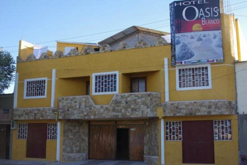 HOTEL OASIS BLANCO