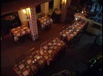 Restaurante Lithium Club