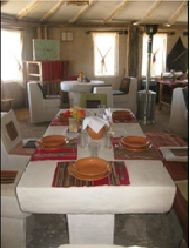 Restaurante Hotel Tayka Sal de Tahua